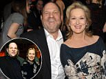 Meryl Streep (right) has hit out at Harvey Weinstein's (left) lawyers for using her name in an attempt to get a class action lawsuit against the disgraced movie mogul dismissed. They are pictured together in 2012