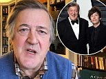 Stephen Fry uploaded a 12 minute video to his blog revealing: 'For the last two months I've been in the throes of a rather unwelcome and unexpected adventure'