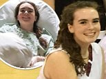 Madeleine Wilford is back with her family a week after she was shot four times in the Florida school shooting
