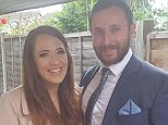 Tragic: Newlyweds Ellie and Jon Udall (pictured together above) were on their honeymoon when the aircraft crashed. They have both now died of their injuries