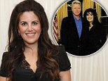 Her too:Monica Lewinsky (above in November) writes in an essay for Vanity Fair that Bill Clinton was a sexual predator