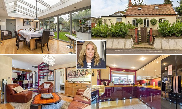 Sarah Beeny picks £265k bungalow as bargain of the month