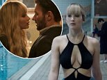 Not fans:The new Jennifer Lawrence film Red Sparrow is being panned by critics