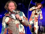 Back in action:T.J. Miller (above on Monday in Apen) performed stand-up in Colorado on Friday and Monday, his first major appearances since he was accused of violent sexual assault