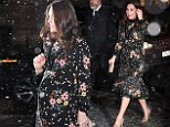 The Duchess of Cambridge, Patron of the National Portrait Gallery visits the exhibition Victorian Giants: The Birth of Art Photography at the National portrait Gallery, London. Photo credit should read: Doug Peters/EMPICS Entertainment\\n