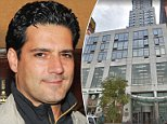 David Sans managed to blag a $722-a-month 'affordable' pad