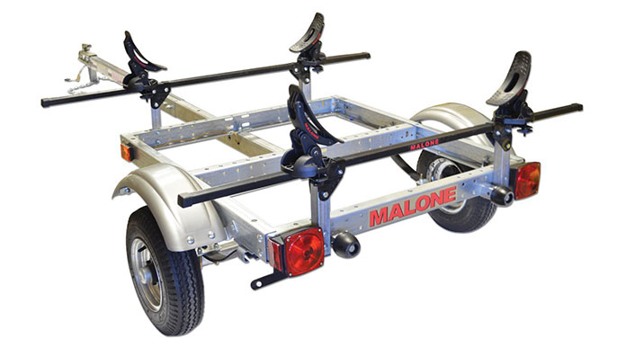 malone xtralight trailer package review