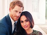 It's official! Prince Harry and Meghan Markle released this photograph to mark their engagement. They will marry in Windsor on May 19, 2018