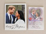Royal followers and fans of American TV show Suits can purchase some high-quality merchandise featuring a photograph of Prince Harry and Meghan Markle looking at each other