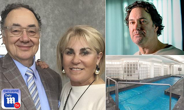 Canadian tycoon Barry Sherman 'killed wife then himself'