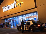 An Ohio Walmart in Cincinnati's Westwood neighborhood is the chain's top store for shoplifting (pictured)