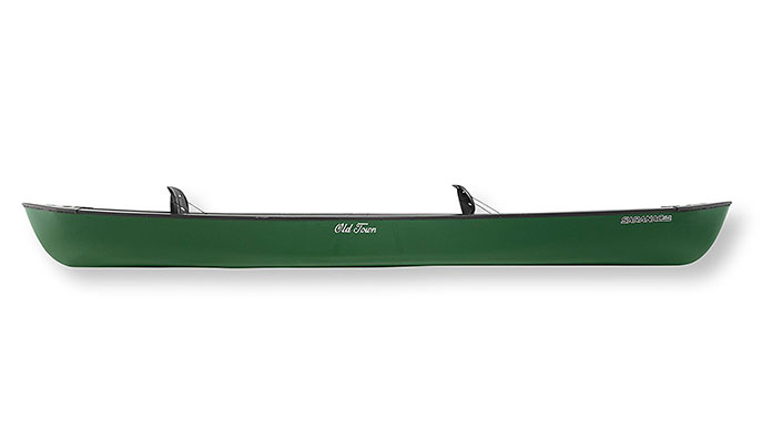 old town canoes and kayaks saranac 160 recreational family canoe review