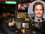 """eURN: AD*275637195  Headline: Michael Shannon  Twitter Caption: Bruce Elliott ?   @GeriatricGenius Follow Follow @GeriatricGenius More Michael Shannon watching the film he starred in, """"Shape of Water"""", win best picture while sitting in the Old Town Ale House. No sound on the TV, just sub-titles. Of course the juke box was rocking, and the beer flowing. Where else would you want to spend Oscar night? Photographer: <no value> Loaded on 06/03/2018 at 21:39 Copyright: <no value> Provider: Michael Shannon  Twitter  Properties: RGB PNG Image (1882K 531K 3.5:1) 720w x 892h at 72 x 72 dpi  Routing: DM News : News (EmailIn) DM Showbiz : SHOWBIZ (Miscellaneous) DM Online : Online Previews (Miscellaneous), CMS Out (Miscellaneous), LA Social Media (Miscellaneous)  Parking: <not parked>"""