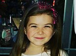Kirsty Ermenekli, 32, from Manchester, had taken her daughter Layla to hospital after the youngster developed a high temperature and complained of being lethargic and sick