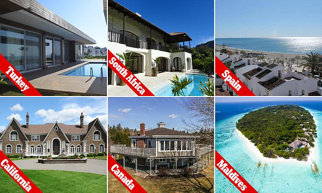 Can you guess the price of these homes overseas?