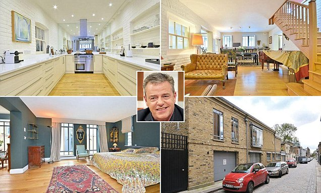 Savills selling former home of Madness' Suggs for £1.95m