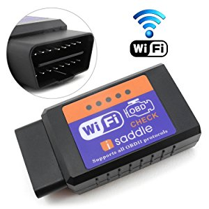 iSaddle WIFI Wireless OBD2 Scanner