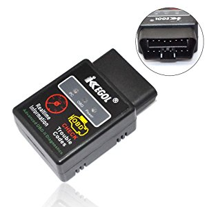 Bluetooth Wireless OBD2 Reader