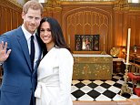 Ms Markle was baptised at the Chapel Royal during a closely-guarded ceremony at which only a handful of royal aides were in attendance
