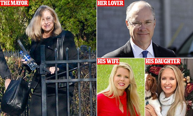 Nashville mayor's cop lover is real victim of scandal says family