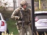 Three woman and a suspected gunman are dead after a former serviceman who was receiving PTSD treatment stormed a California veterans home on Friday