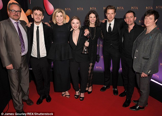 Criminally good: Broadchurch took home the Crime Drama gong thanks to it's much-revered third and final season aired last year