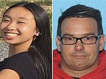 This combination from photos provided by Allentown, Pa., Police Department shows from left, Amy Yu and Kevin Esterly.  Allentown police issued a missing person alert Wednesday, March 7, 2018 for  Esterly and Yu. They say the pair was last seen Monday. Police filed a warrant for Esterly's arrest for interference with the custody of a child. According to the warrant, Esterly signed Amy out of school 10 times between Nov. 13 and Feb. 9 without her parents' permission.  (Allentown Police Department via AP)