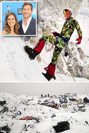 Google executive, 33, among the 10 killed in historic Mount Everest avalanche sparked by