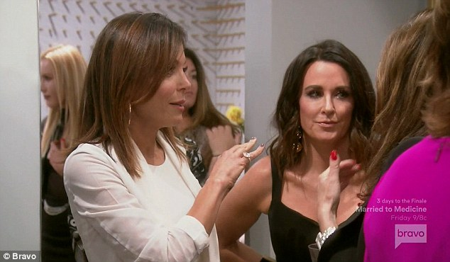 Franchise titans: Bethenny holds down RHONY while Kyle and Lisa have been RHOBH vets