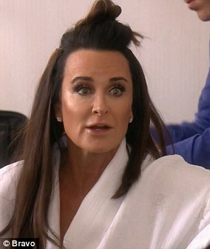 Gossip session: Kyle complained about Vanderpump to Lisa Rinna