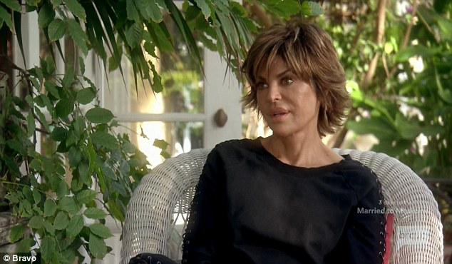 Proud mom: Rinna proudly talked about Amelia and daughter Delilah's modeling careers