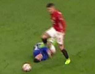 Man Utd charged for failing to control players at Chelsea