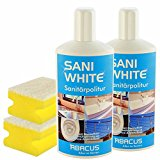 SANI WHITE SET-01 (7013) -- 2x 500 ml SANI WHITE...