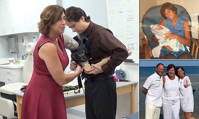 Amanda Kitts who lost her arm in car crash can feel prosthetic arm