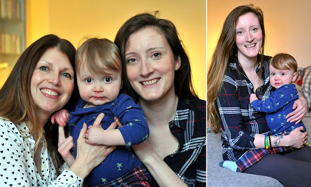 Baby who stopped breathing was saved by an off-duty nurse