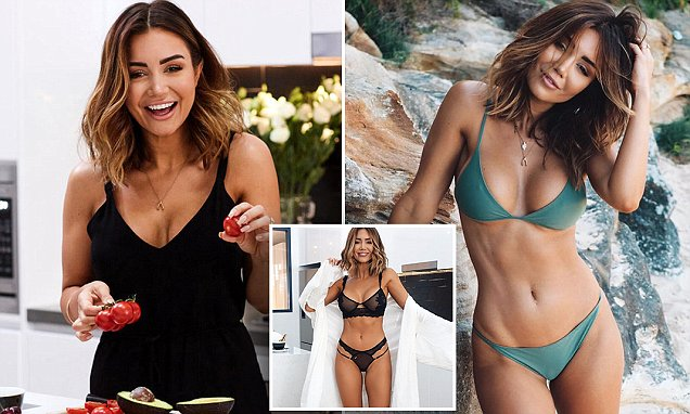 Pia Muehlenbeck explains why she doesn't follow 'fad' diets