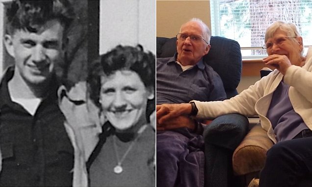 Terminally ill couple married for 66 years die on the same day