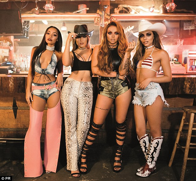 Little Minx! Jesy is known for her radiant auburn locks, which help her stand out from her Little Mix bandmates Leigh-Anne Pinnock, Perrie Edwards and Jade Thirlwell