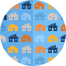 Quick Facts houses icon
