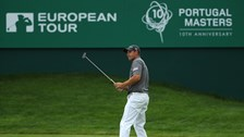 Padraig Harrington - going well after two days of action at the Portugal Masters