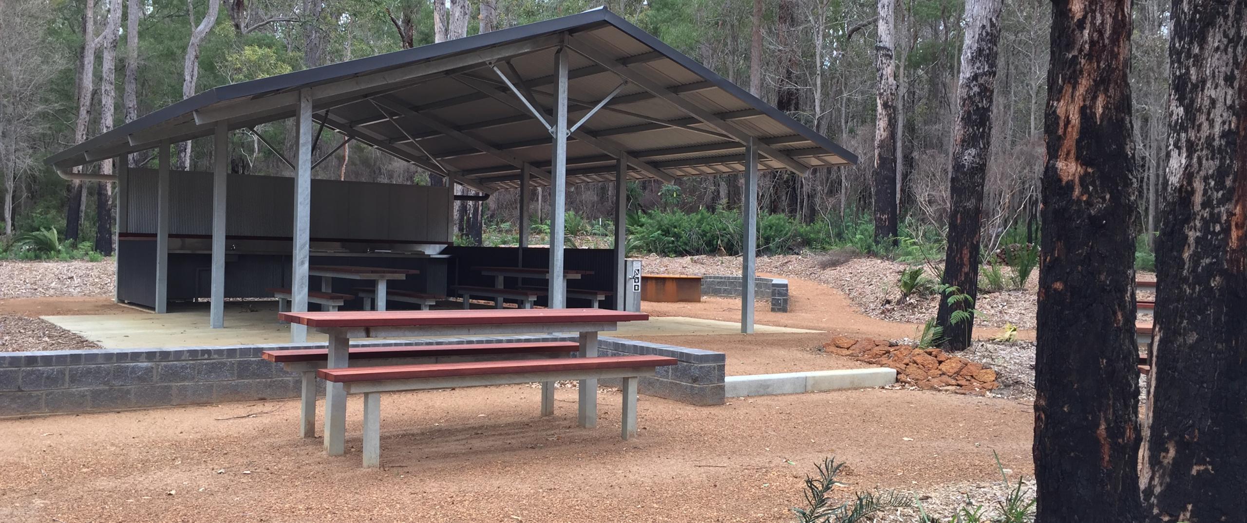 Jarrahdene Campground
