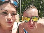 Chelsea Devine, 21, and Jamie Melling, 22, from Liverpool, claimed food and drink at their resort in Spain had left them feeling ill for weeks