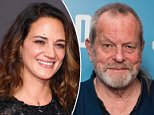 Actress Asia Argento took to Twitter to blast Terry Gilliam for his remarks claiming Harvey Weinstein's accusers created a 'world of victims' (pictured with Anthony Bourdain in 2017)