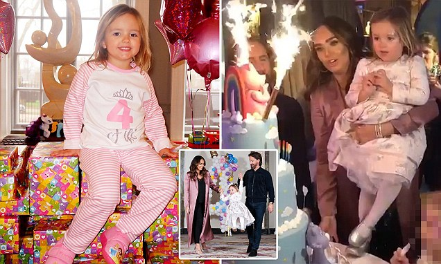Tamara Ecclestone criticised over daughter Sophia's birthday party