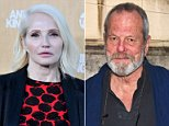 Actress Ellen Barkin (right) has slammed director Terry Gilliam (left) following his controversial #MeToo comments