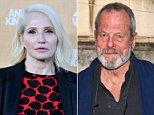 Actress Ellen Barkin (right) has slammed director Terry Gilliam (left) following his controversial #MeToo comments