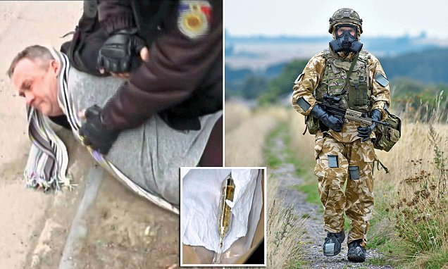 FBI have thwarted 4 plots to sell dirty bombs to Islamist extremists