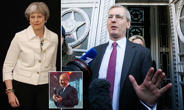 Theresa May squares up to Putin and declares war on McMafia millions