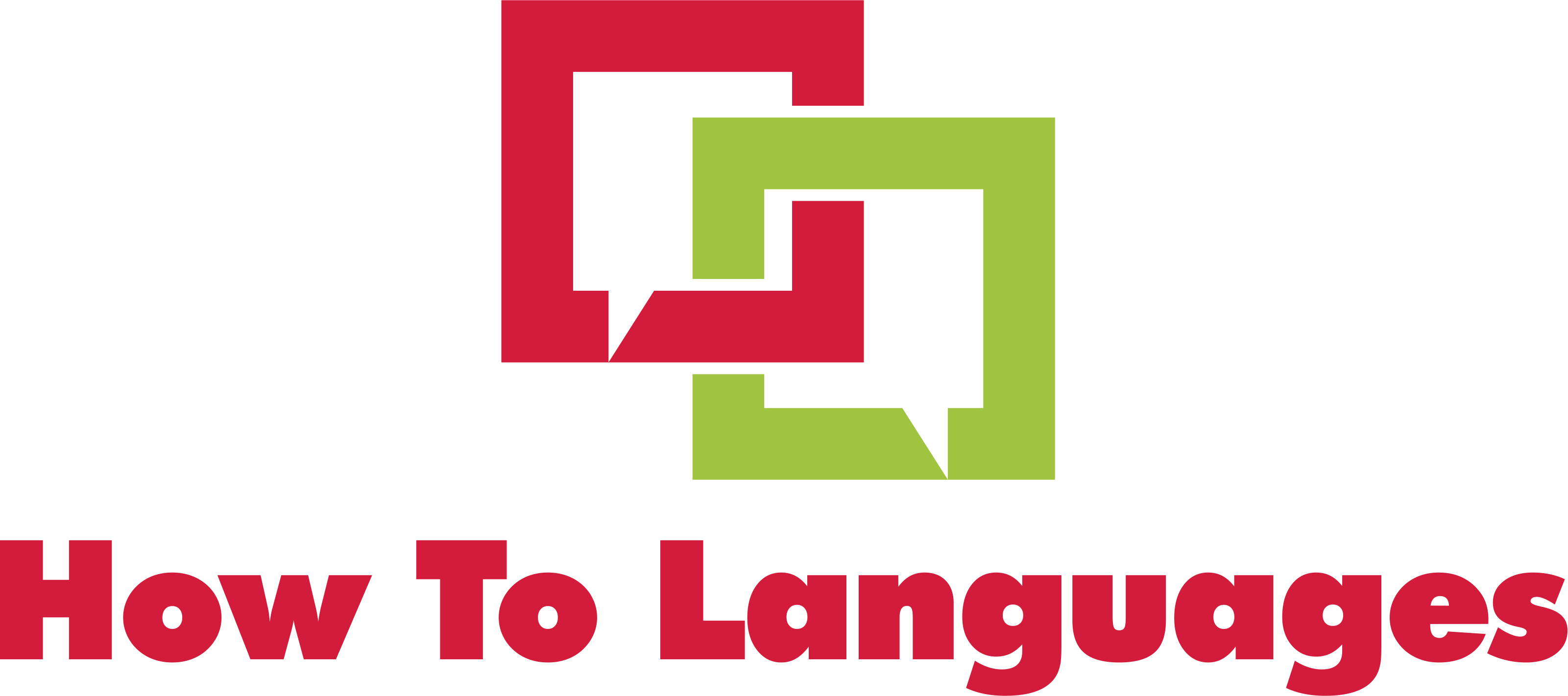 How To Languages