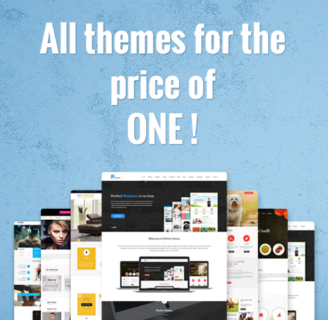 all themes membership WordPress